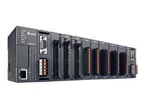 Compact Modular Mid-range PLC