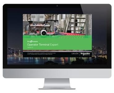 EcoStruxure™ Operator Terminal Expert