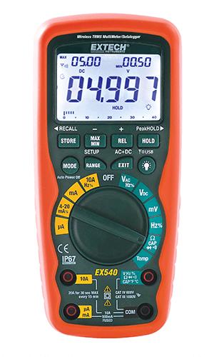 Extech EX540