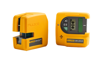 Fluke 180LR and Fluke 180LG Laser Level Systems