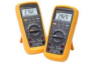 Fluke 27 II , 28 II Industrial Multimeters
