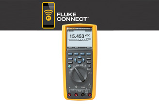 Fluke 287 True-rms Electronics Logging Multimeter with TrendCapture