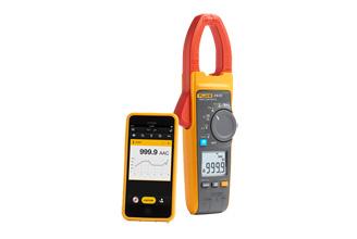 Fluke 376 FC True-rms AC,DC Clamp Meter with iFlex®
