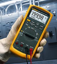 Fluke 80 Series V Digital Multimeters The Industrial Standard