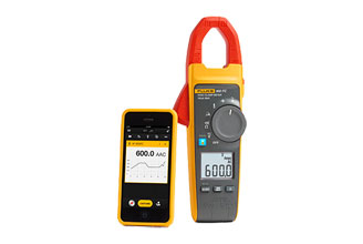 Fluke 902 FC True-rms HVAC Clamp Meter -1