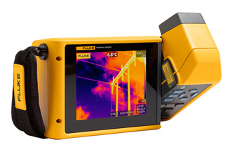 Fluke TiX500 Infrared Camera -2