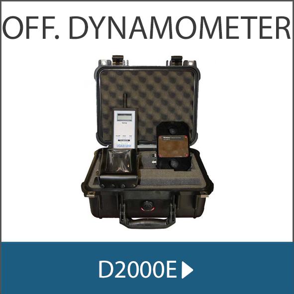 Off Dynamometer