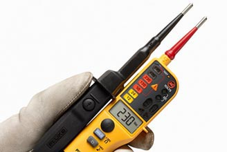 T90,T110,T130,T150 Voltage and Continuity Testers