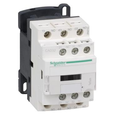 TeSys K, D, SK (auxiliary contactors)